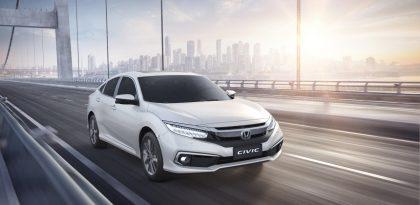 Ainda mais completa: conheça a linha 2021 do Honda Civic