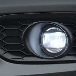 Lente em LED (Farol de Neblina) Civic