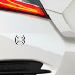 CJ Sensor de estacionamento traseiro Civic