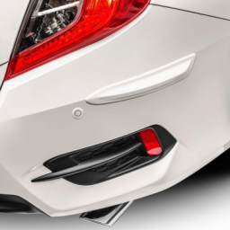 Protetor de para-choque traseiro – TPO- Civic