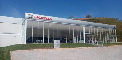 Nova Honda Migoto Ubá